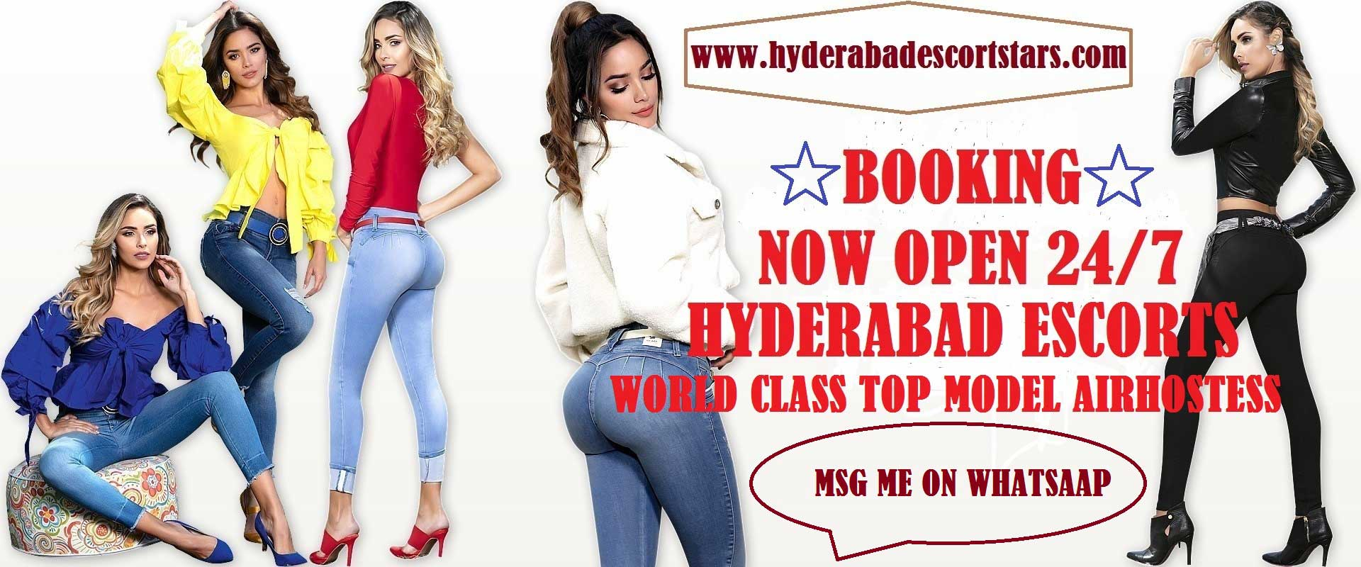 Hyderabad Escorts   Hyderabad Escort Star Agency Open 24/7